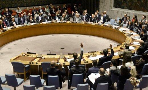Путин созывает Совбез ООН