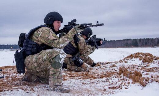 При нападении начасть Росгвардии вЧечне погибли шестеро военных