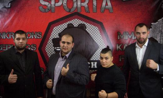 В Риге открылся новый спортивный клуб Sev Arch Gym