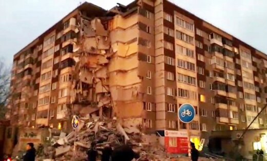 Следователи выяснили мотивы виновника подрыва дома в Ижевске