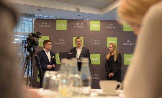 Latvijas lielās kompānijas optimistiskākas par Lietuvas un Igaunijas uzņēmumiem