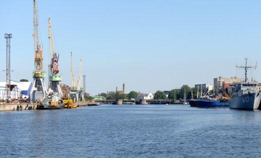 Китайские бизнесмены присматриваются к Лиепайскому порту