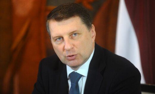 Вейонис: Советская власть пыталась разрушить Латвию и уничтожить ее народ