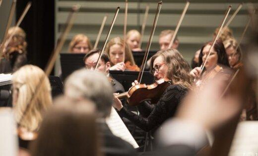 LNSO aicina mūzikas skolu audzēkņus apmeklēt koncerta ģenerālmēģinājumu