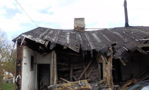 Aculiecinieka foto: Rīgas bīstamie nami – no veciem graustiem līdz jaunbūvēm