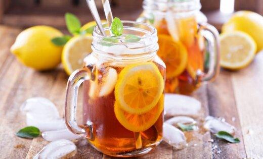Фруктовый чай признали опасным для зубов