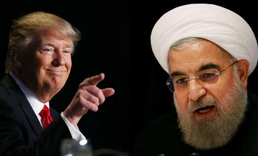 Президент Ирана Роухани удары США по Сирии выгодны террористам