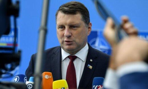 Vējonis: NATO samitā pieņemtie lēmumi padara mūsu reģionu vēl labāk aizsargātu