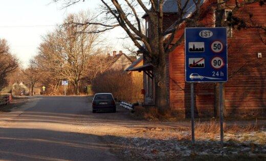 В Эстонии на границе с Россией похищен сотрудник спецслужб