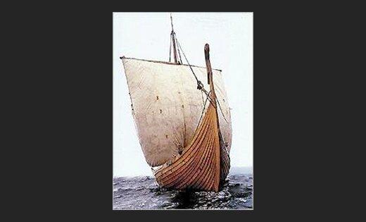 Vikingu kuģis