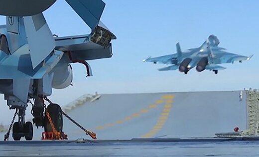 ASV lidmašīnas Sīrijā tiks uzskatītas par mērķi, postulē Krievija