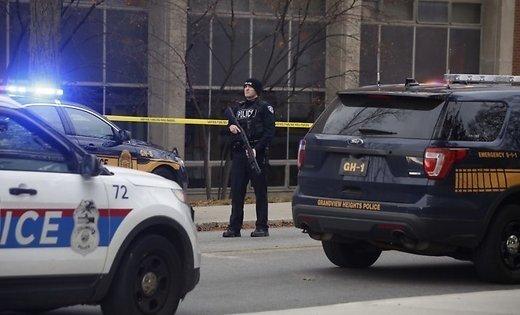 Застрелен мужчина, устроивший стрельбу вуниверситете Огайо