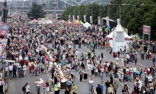 Informāciju par Rīgas svētkiem varēs saņemt Doma laukumā un pie Laimas pulksteņa