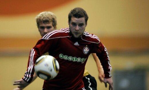 FC 'Skonto' dodas uz treniņnometni Kiprā