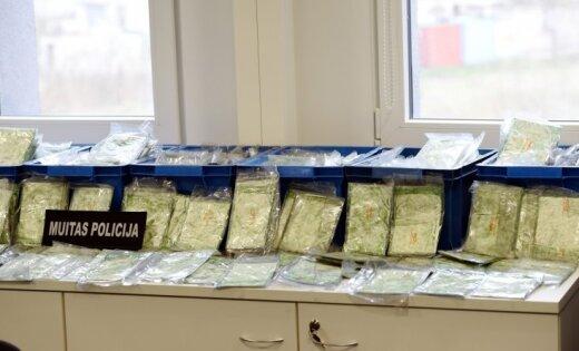 VID lūdz sākt kriminālvajāšanu par 31 kilograma kokaīna kontrabandu