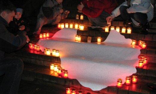Lāčplēša kauss, koncerti un gaismas kontūra – kā šogad svinēt Lāčplēša dienu