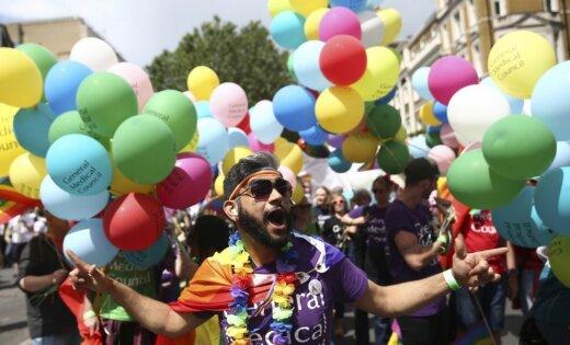 О сексуальных меньшинствах в странах европы