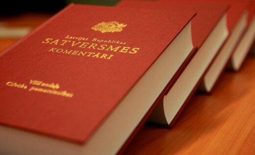 Latviešu nācijas loma un kristīgās vērtības - Satversmes preambulas melnraksts