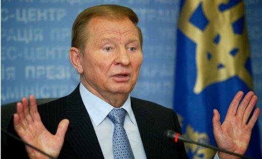 Российская Федерация желает уничтожить «Минск», чтобы снять санкции— Кучма