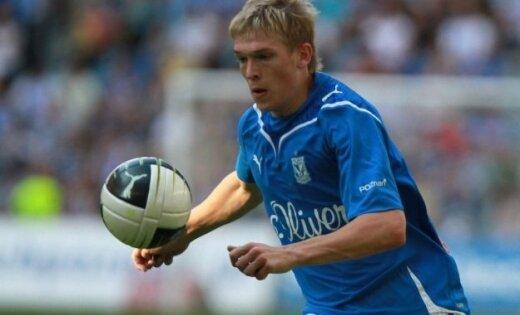 'Lech' vienojies par Rudņeva pāreju uz HSV, ja klubs paliks bundeslīgā