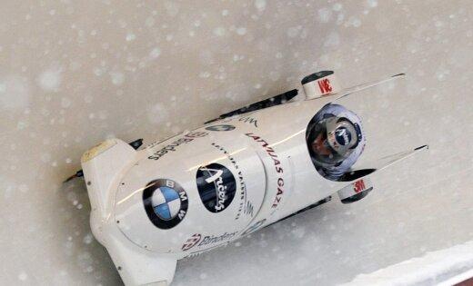 Sigulda iegūst tiesības rīkot Pasaules kausa posmu bobslejā un skeletonā