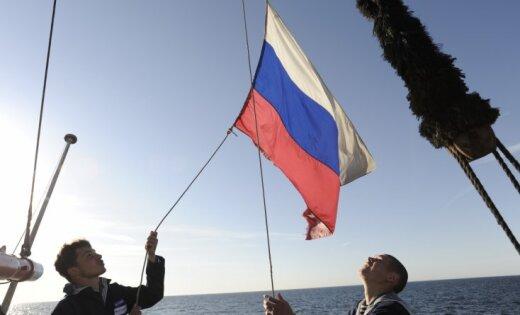 ВЭстонии арестовали российское грузовое судно (13)