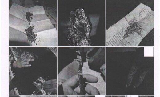 Два жителя Резекне пытались раскрутить свой профиль в Instagram при помощи марихуаны