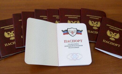 Россия приравняла паспорта ДНР и ЛНР к украинским документам
