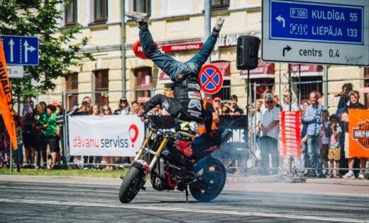 В Вентспилсе пройдет ежегодный спортивный фестиваль Ghetto Games