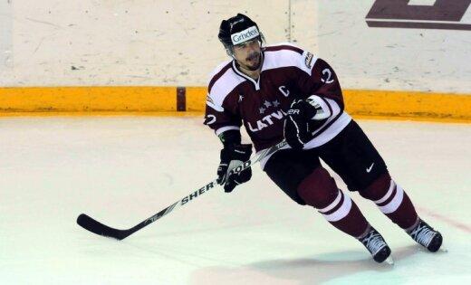 Latvijas hokeja izlases kapteinis Vasiļjevs tuvu Vācijas pilsonības iegūšanai (15:40)