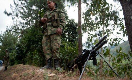 Власти Колумбии заключили мирное соглашение сповстанцами