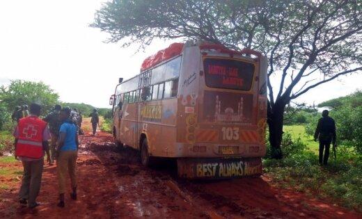 Kenijā džihādistu uzbrukuma laikā musulmaņi aizsargā kristiešus