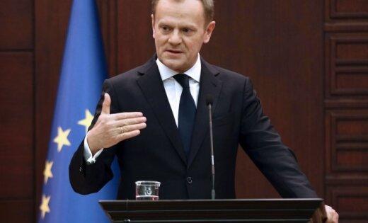 Главой Евросовета переизбран Дональд Туск