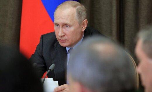 Пресса Британии: Лондон отстал в вопросе санкций против Путина