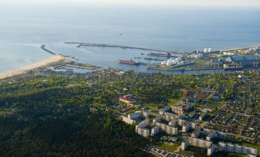 Вырос грузооборот в портах всех стран Балтии