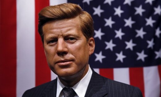 john f kenndy Click here for part 2 inaugural address, 1961 in a relatively brief address that he spent two months crafting, kennedy —at 43, the youngest president elected to the office and the first.