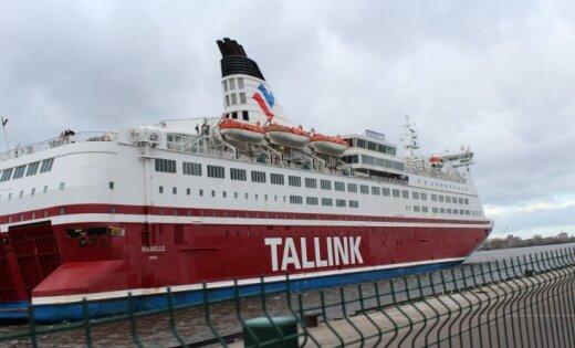 Паромы Рига-Стокгольм будут причаливать в другом порту