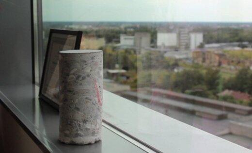 Латвия может! От пола для домов до гигантских телескопов. Бетон другого уровня