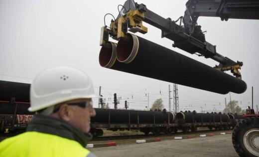Ventspils ostai piedāvāts iesaistīties 'Nord Stream 2' gāzes vadu būvniecībā