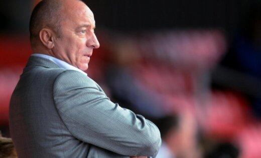 LFF ģenerālsekretāram Mežeckim tiesneši šķita aizdomīgi vēl pirms Latvijas un Bolīvijas spēles
