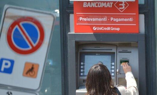Италия потратит 17млрдевро наликвидацию проблемных банков