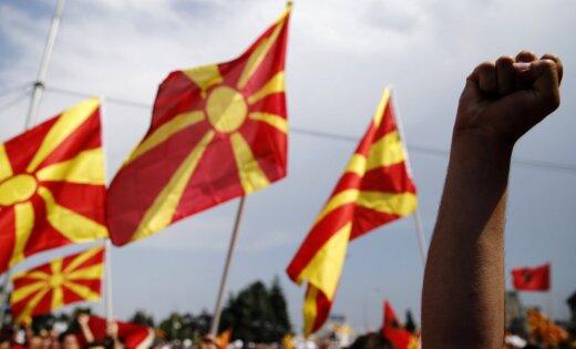 Maķedonijā referendums par valsts nosaukuma maiņu notiks 30. septembrī