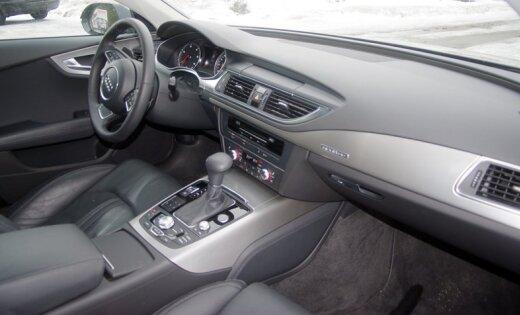 Детройт-2013: Audi показала 560-сильный суперседан RS7