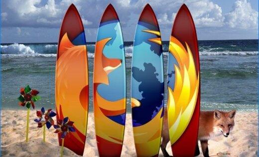 Firefox обогнал Internet Explorer
