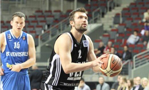 'VEF Rīga' aizvadītajā VTB līgas spēlē sasniegusi divus turnīra rekordus