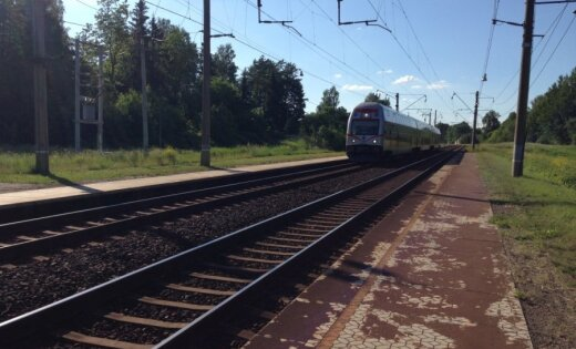 Литва отменяет поезд Вильнюс - Санкт-Петербург