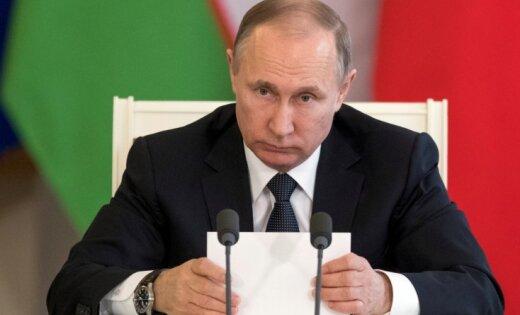Путин обобвинениях США вадрес Дамаска: уныло, девушки!