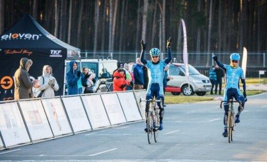'Rietumu banka – Rīga' uzvar Biķernieku trasē notikušās sacensībās