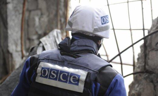 'Ierakumi kā Pirmajā pasaules karā'– EDSO eksperts par darbu Donbasā
