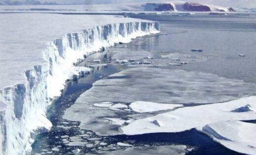 Ученые: ледники в Антарктике тают ускоренными темпами